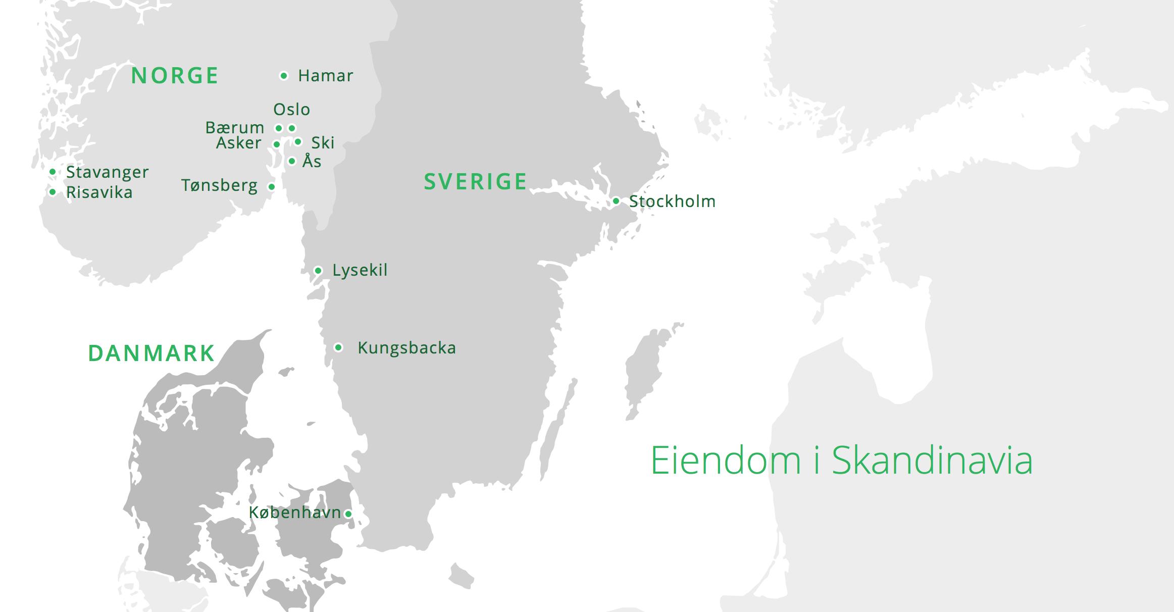 Eiendom i Skandinavia